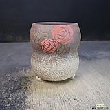 수제화분(라인분)M23|Handmade Flower pot