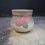 수제화분(라인분)M39|Handmade Flower pot