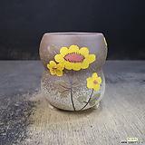 수제화분(라인분)M45|Handmade Flower pot