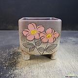 수제화분(사각라인분)28|Handmade Flower pot