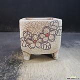 수제화분(사각라인분)59|Handmade Flower pot