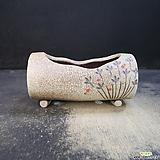 수제화분(라인분)40|Handmade Flower pot