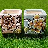 수제화분 콩분 2개세트|Handmade Flower pot