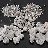 폴라이트 여과재 화분장식석 화분장식 돌 조경 실내조경 장식석|