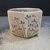 수제화분(라인분)65|Handmade Flower pot