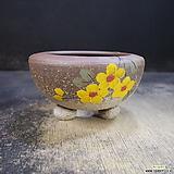수제화분(라인분)M22|Handmade Flower pot