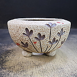 수제화분(라인분)M38|Handmade Flower pot