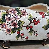 노란나비수제화분363 Handmade Flower pot