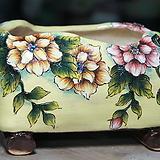 노란나비수제화분362 Handmade Flower pot