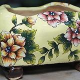 노란나비수제화분361 Handmade Flower pot