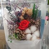 프리저브드 꽃다발(선물용포장)|
