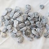 장식자갈1kg(남색빛)스톤 자갈 돌 분갈이 화분 장식용돌 마감재료|