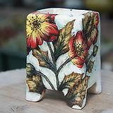 노란나비수제화분325 Handmade Flower pot