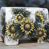 노란나비수제화분339 Handmade Flower pot