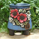 수제화분 (봄날공방) Handmade Flower pot