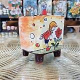 어린왕자 수제화분(62) Handmade Flower pot