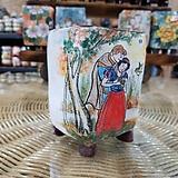 백설공주 수제화분(69) Handmade Flower pot