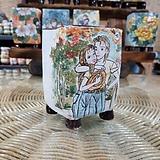 수제화분(70) Handmade Flower pot