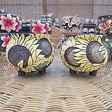 서우 수제화분 (랜덤) Handmade Flower pot