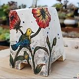 노란나비수제화분502 Handmade Flower pot