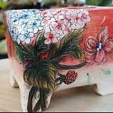노란나비수제화분507 Handmade Flower pot