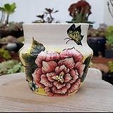 노란나비수제화분510 Handmade Flower pot