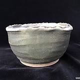 납짝단단국산수제화분-3475|Handmade Flower pot