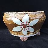 큰사이즈,토기널찍고급국산수제화분-3476|Handmade Flower pot