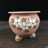 꽃그림고급국산수제화분-4394|Handmade Flower pot
