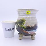 수제화분(반값할인) 493|Handmade Flower pot