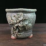 큰사이즈,대품꽃조각깊은국산수제화분-4179|Handmade Flower pot