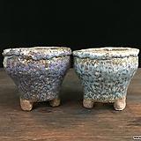 단단국산수제화분 2종세트-4499|Handmade Flower pot