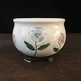 백자작가최고급국산수제화분-4525|Handmade Flower pot