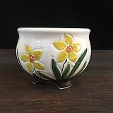 백자작가최고급국산수제화분-4526|Handmade Flower pot