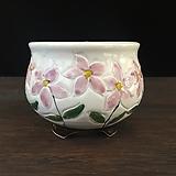 백자작가최고급국산수제화분-4532|Handmade Flower pot