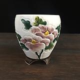 백자작가최고급국산수제화분-4534|Handmade Flower pot