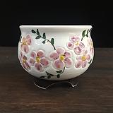 백자작가최고급국산수제화분-4536|Handmade Flower pot