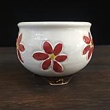 백자작가최고급국산수제화분-4538|Handmade Flower pot