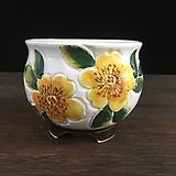 백자작가최고급국산수제화분-4541|Handmade Flower pot
