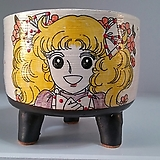 민들레수제화분0492|Handmade Flower pot