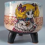 민들레수제화분0494|Handmade Flower pot