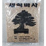 세척마사토 소립 소포장 2kg