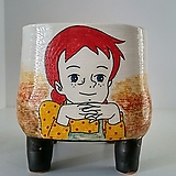민들레수제화분0504|Handmade Flower pot