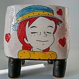민들레수제화분0505|Handmade Flower pot