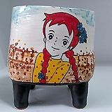 민들레수제화분0510|Handmade Flower pot