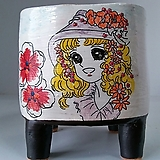 민들레수제화분0517|Handmade Flower pot