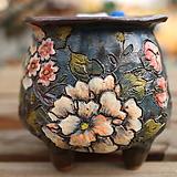흙이야기수제화분801|Handmade Flower pot