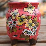 흙이야기수제화분803|Handmade Flower pot
