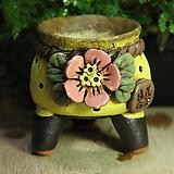 수제화분 봄날공방 주물럭소품분|Handmade Flower pot
