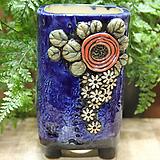 수제화분 봄날공방 긴사각분|Handmade Flower pot